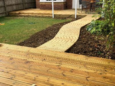 Landscaping Services Sherborne