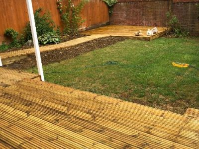 Landscaping Services in Sherborne